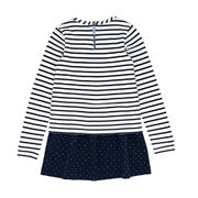 Vestido Girls Joules Lucy Mock Layer