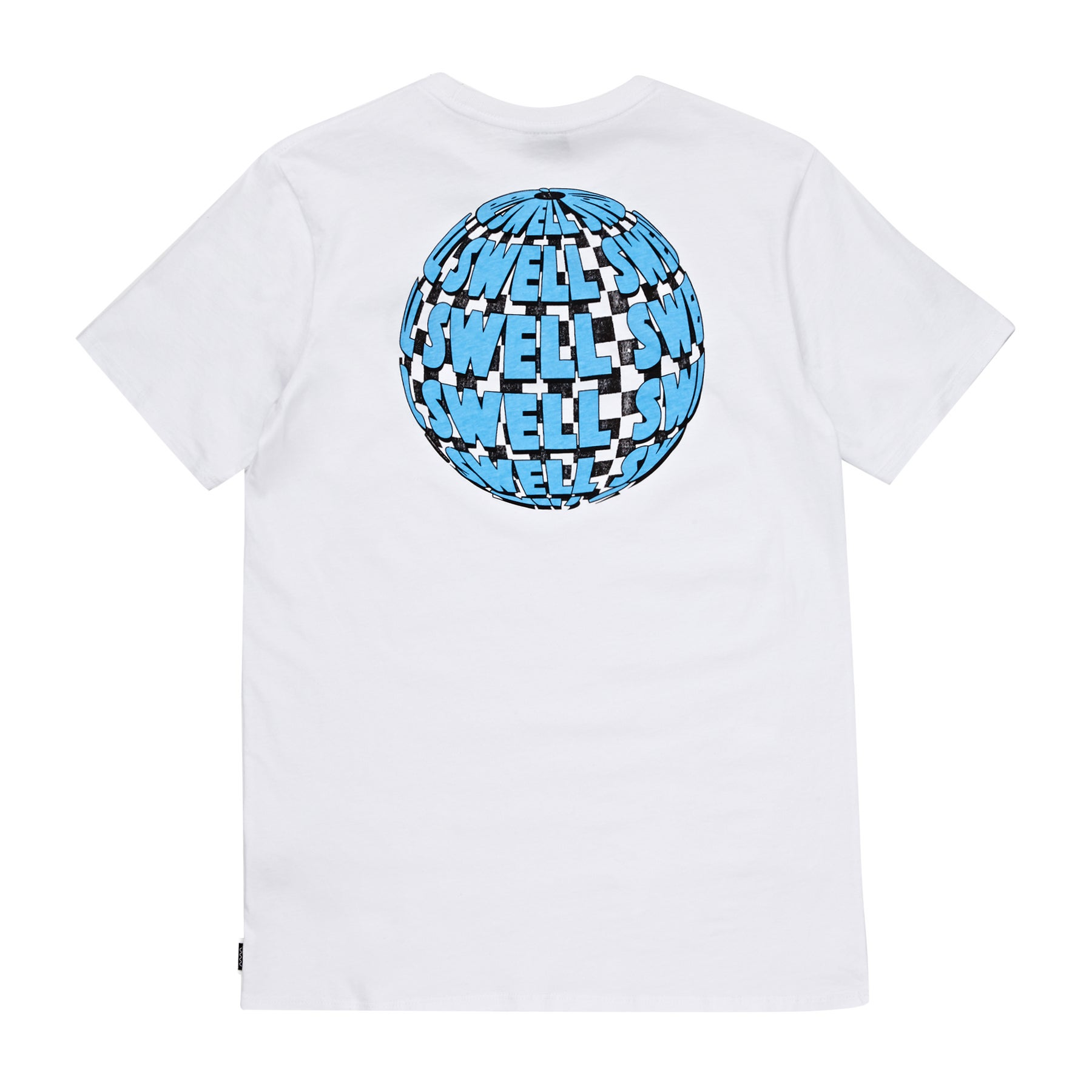 Camiseta de manga corta SWELL GLOBAL - OFF WHITE