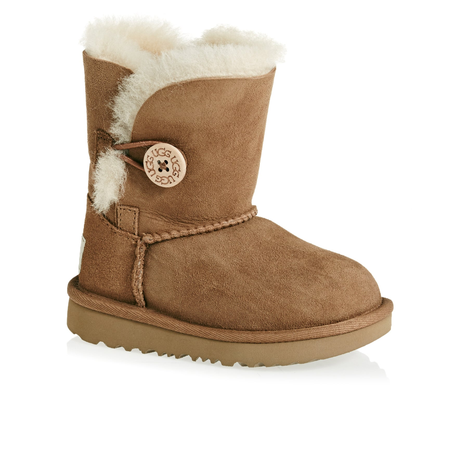 1595a92f388 UGG Bailey Button Ii Kids Boots available from Surfdome