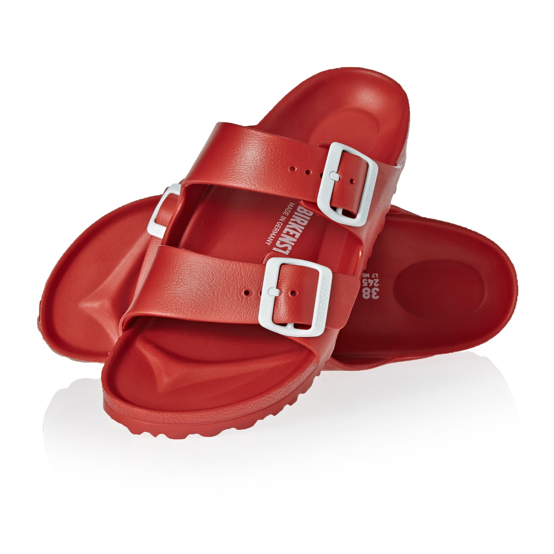 Birkenstock Arizona EVA Womens Sandals - Red
