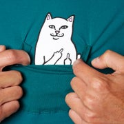 T-Shirt à Manche Courte Rip N Dip Lord Nermal Pocket