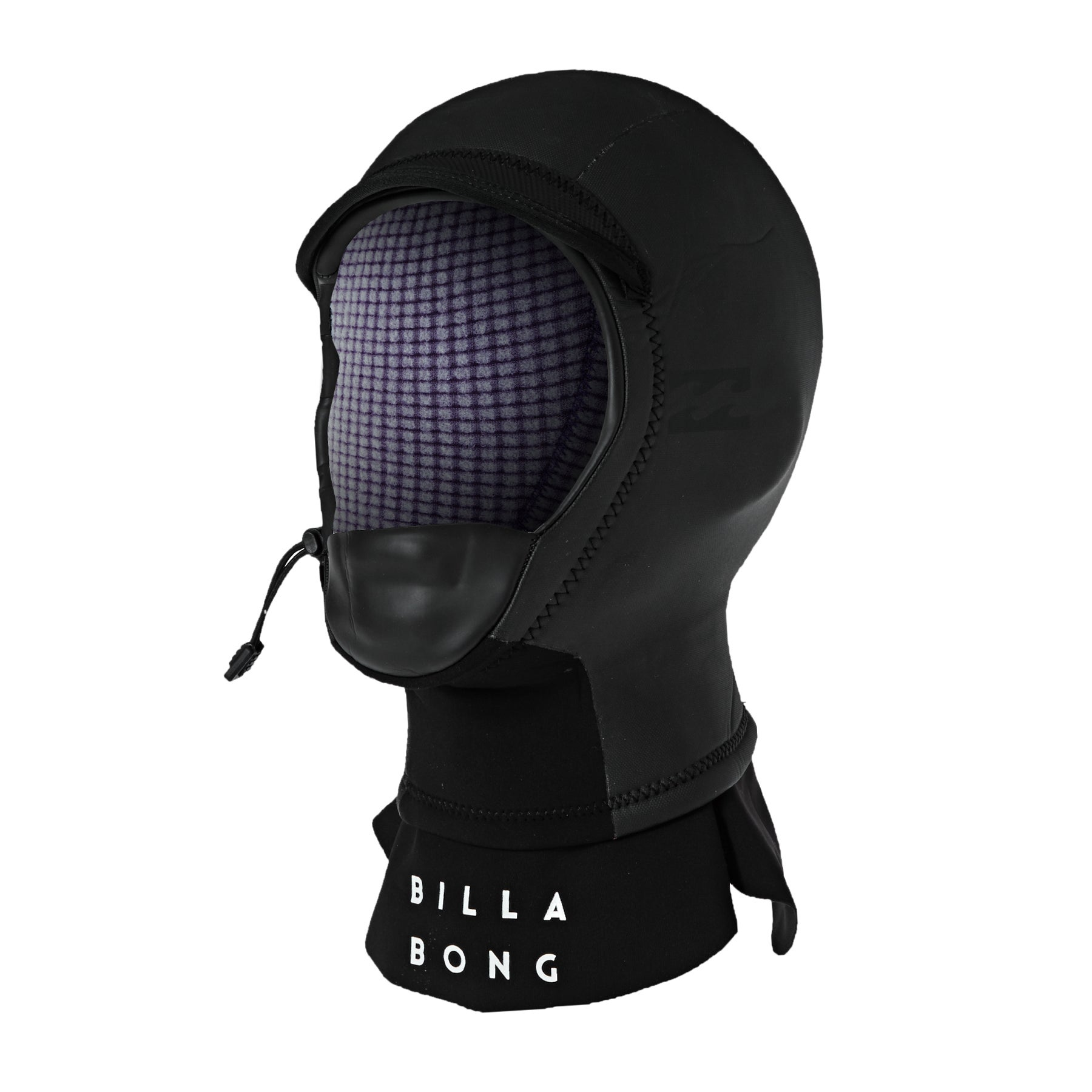 Billabong Furnace Carbon 2mm Wetsuit Hood - Black