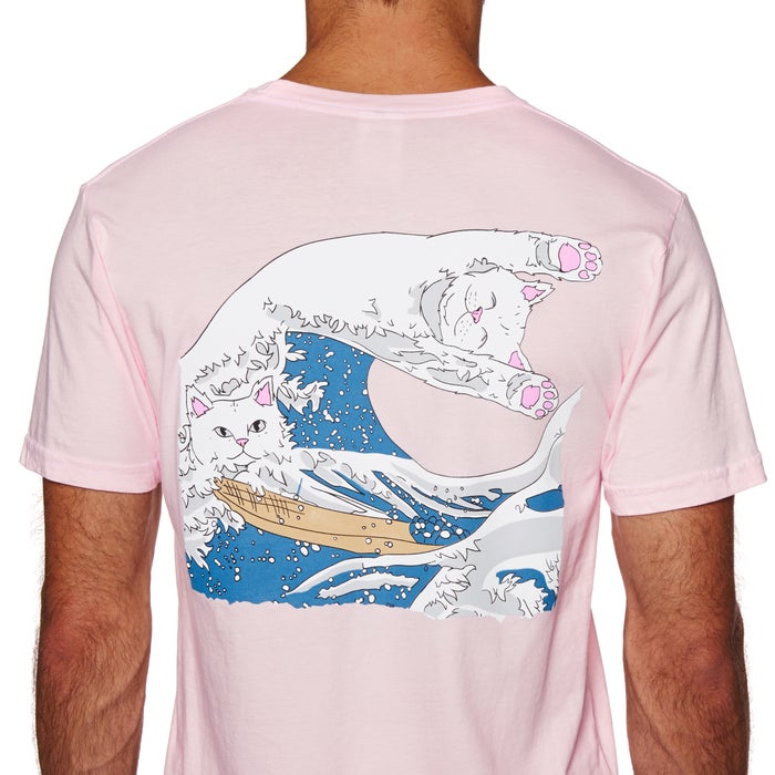 T-Shirt à Manche Courte Rip N Dip Great Wave