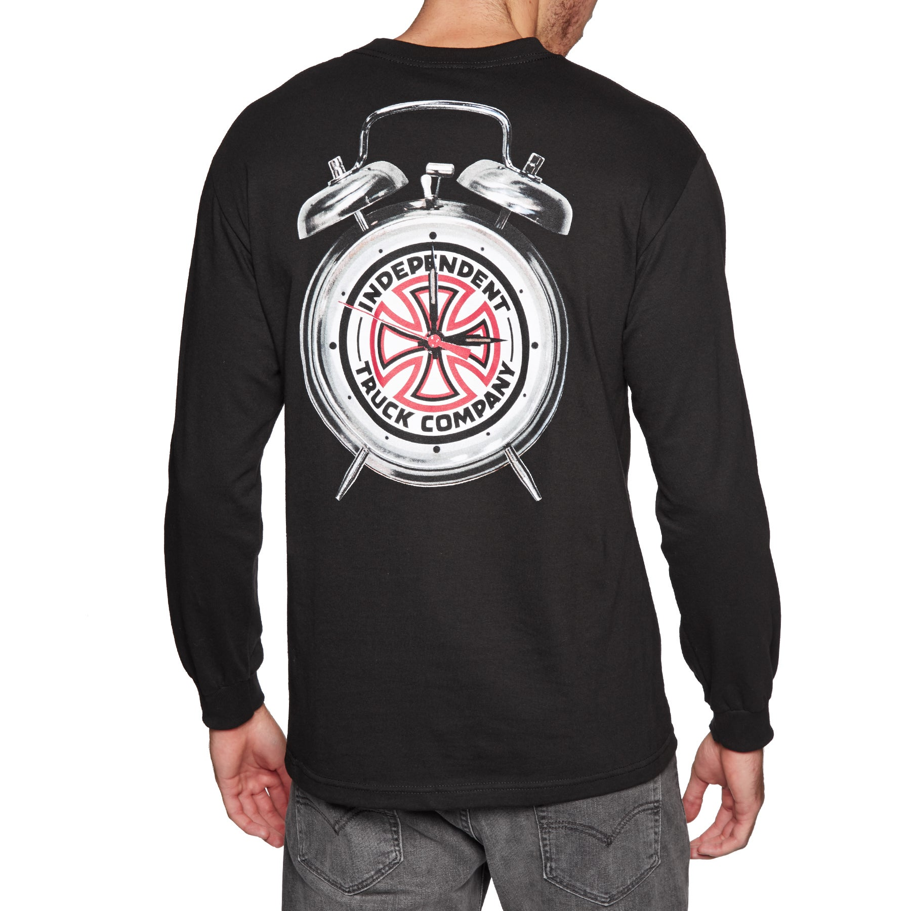 c88168a6c Independent X Thrasher Collab TTG Long Sleeve T-Shirt available from ...