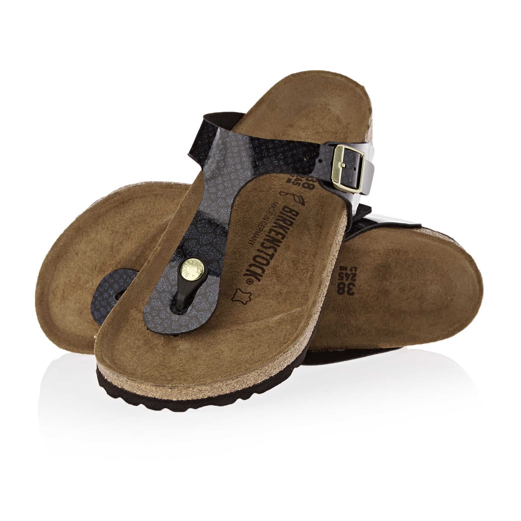 e7b9f95737a5 Birkenstock Gizeh Birko Flor Sandals available from Surfdome
