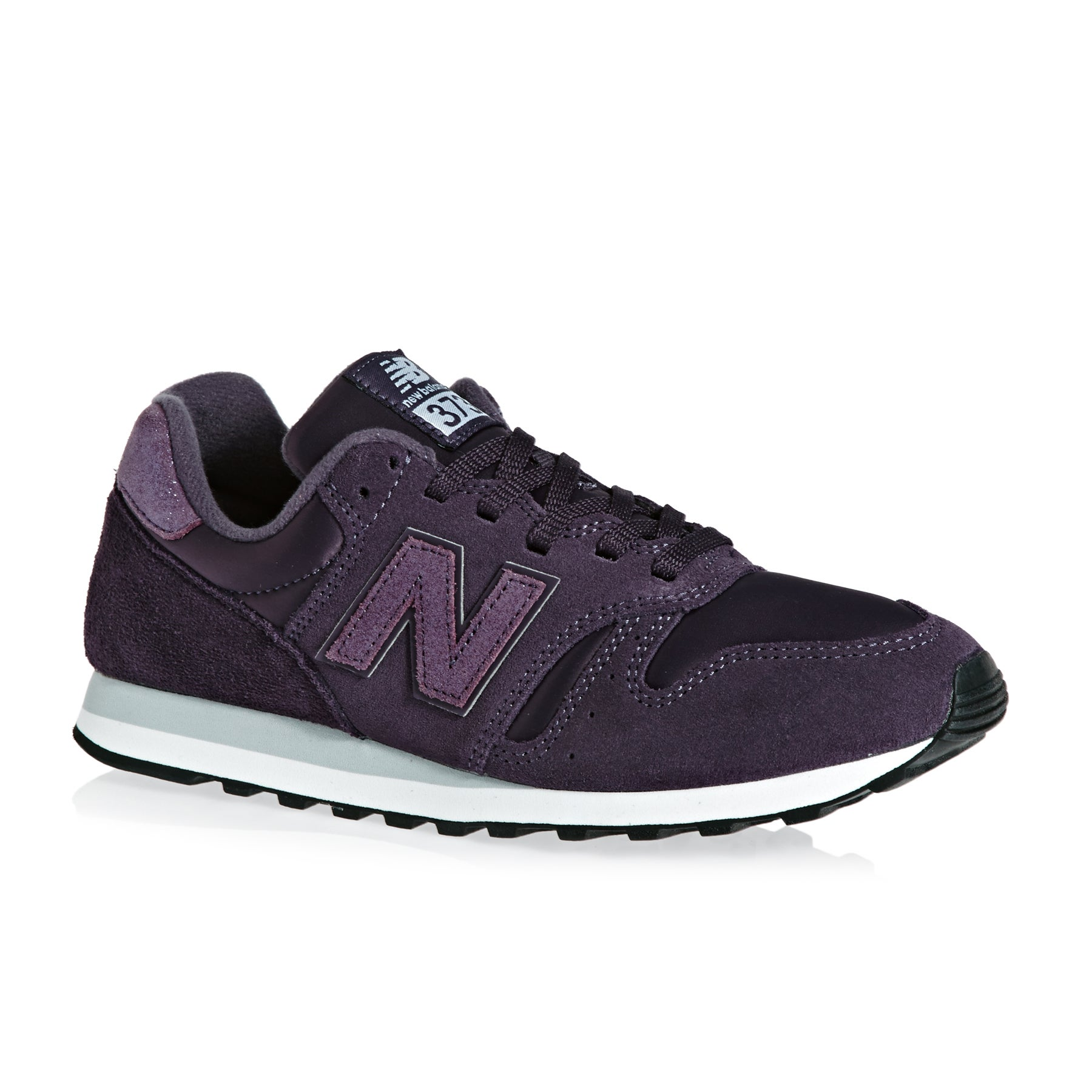 New Balance Wl373 Womens Running Shoes - Elderberry