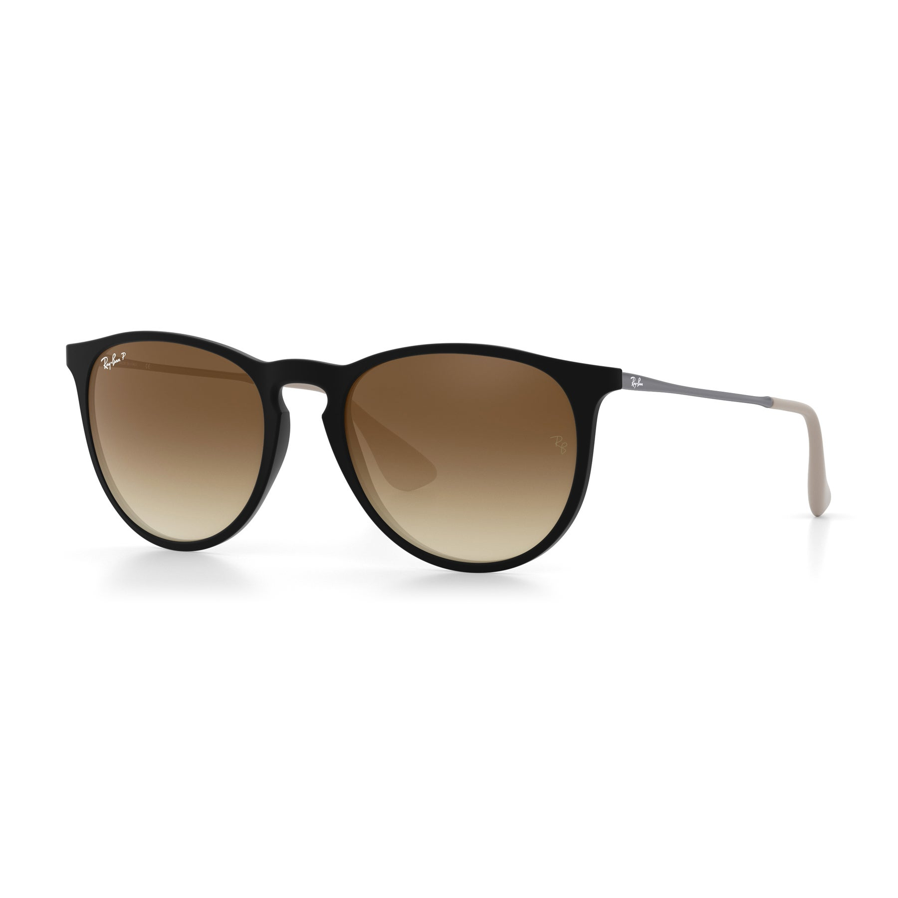 Ray-Ban Erika Womens Sunglasses - Polarised   Havana ~ Brown Gradient