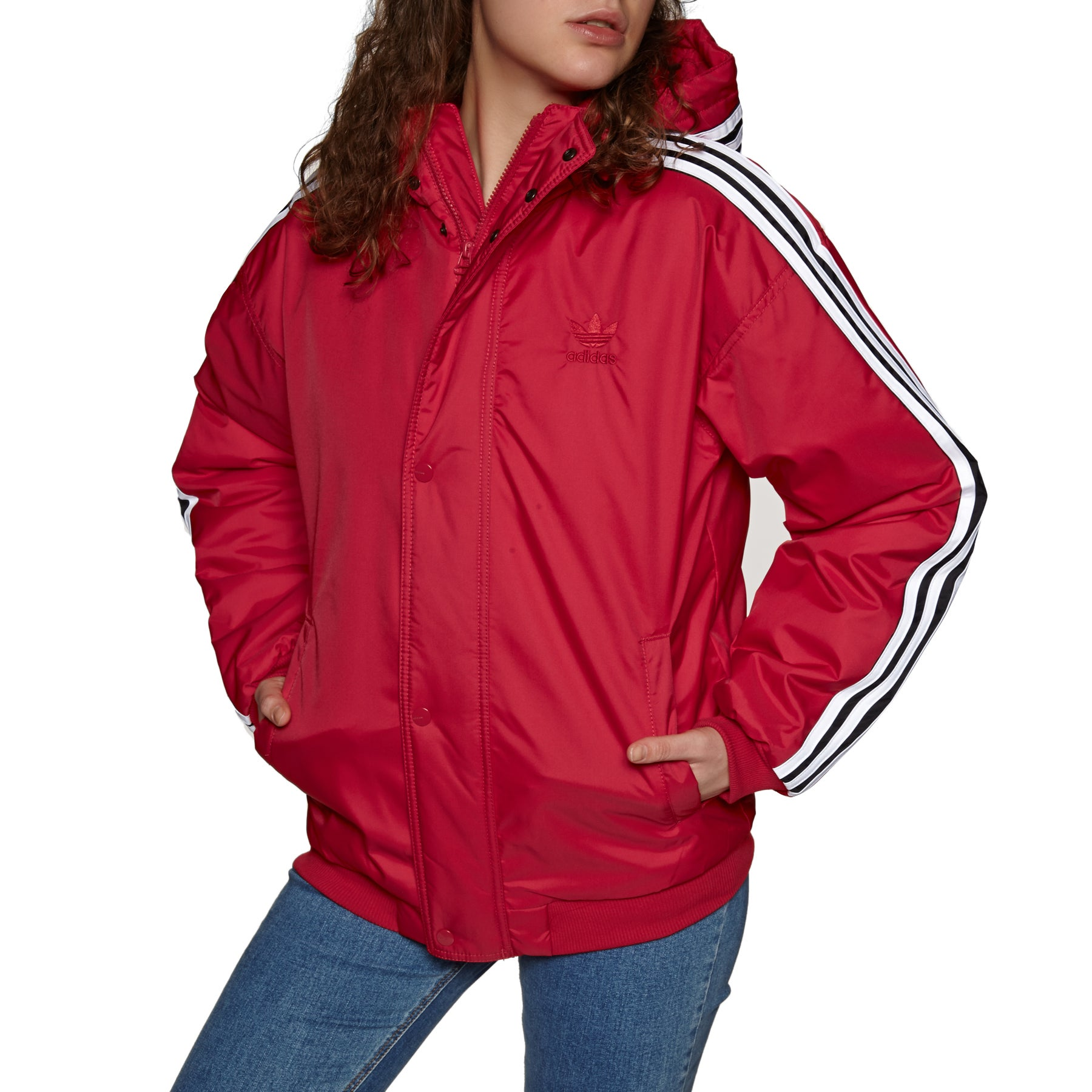 dc40c5baab51 Adidas Originals SST Womens Track Jacket available from Surfdome