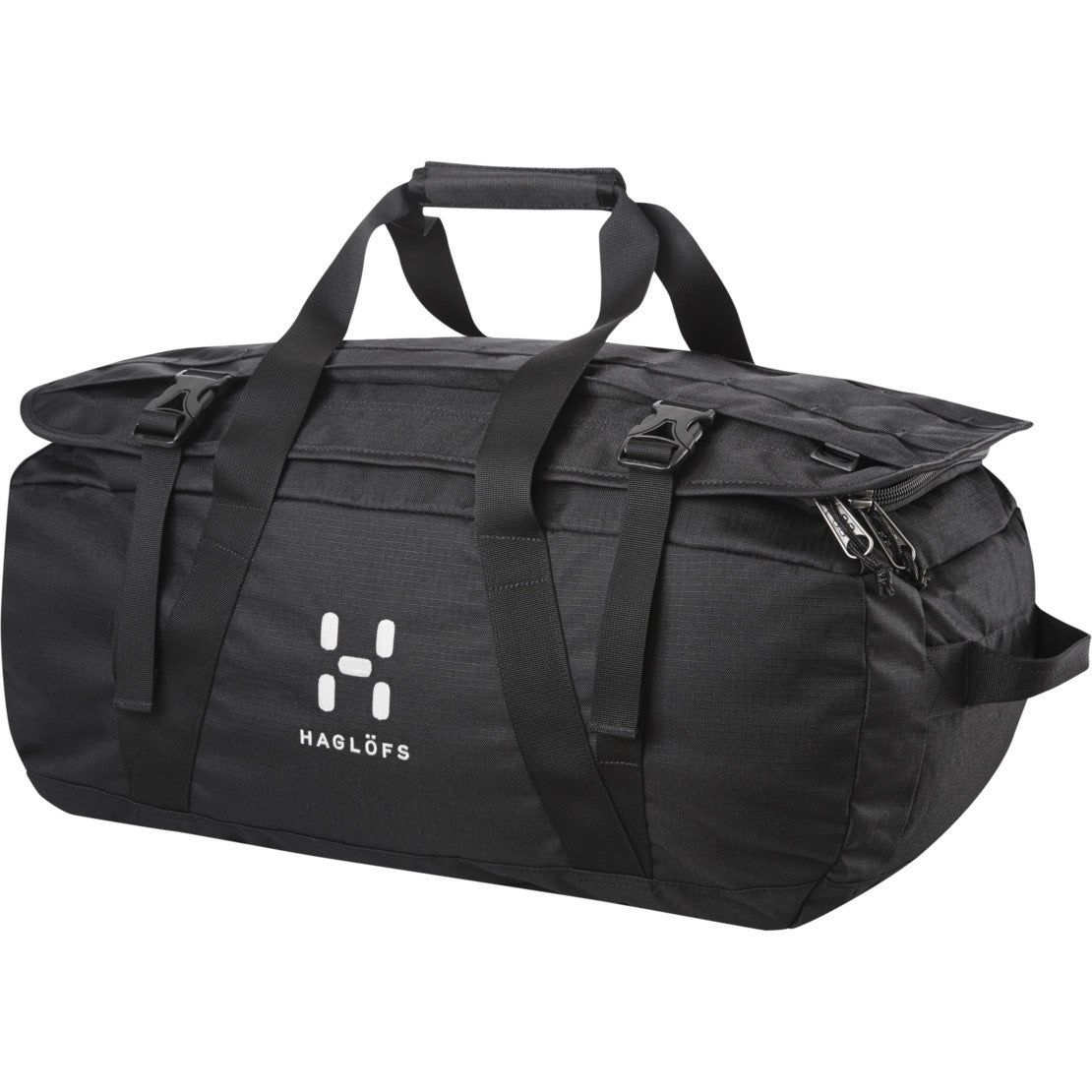 Haglofs Cargo 40 Duffle Bag - True Black True Black