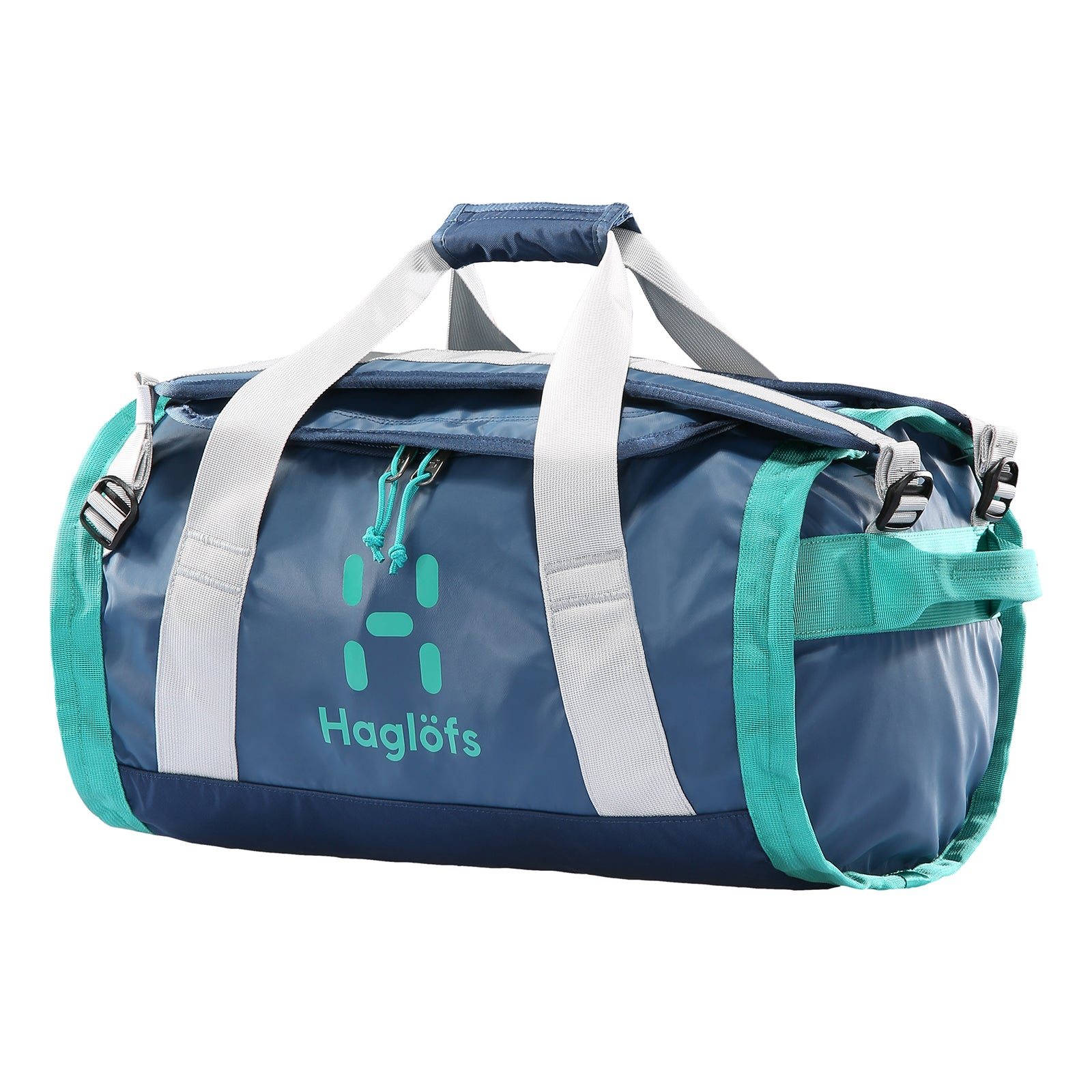 Haglofs Lava 30 Duffle Bag - Blue Ink/crystal Lak
