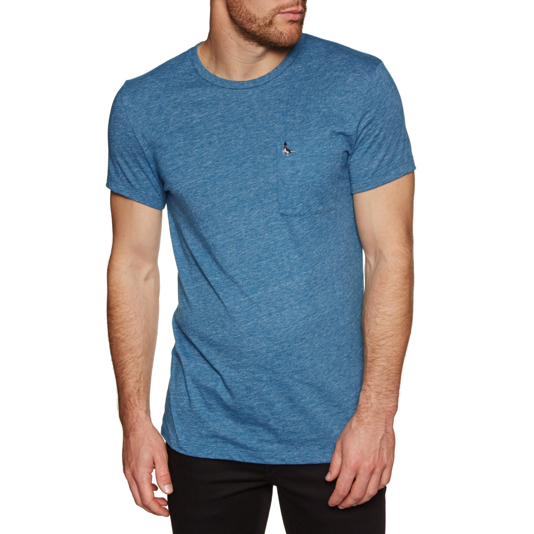 Jack Wills Ayleford Short Sleeve T-Shirt - Marine