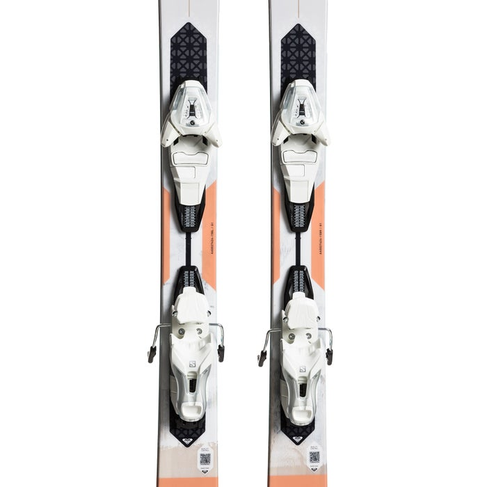 Roxy Dreamcatcher 85 With Lithium 10 B90 Bindings Womens Skis