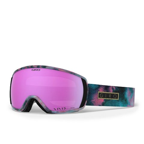 Giro Facet Womens Snow Goggles - Bleached Out Vivid Pink