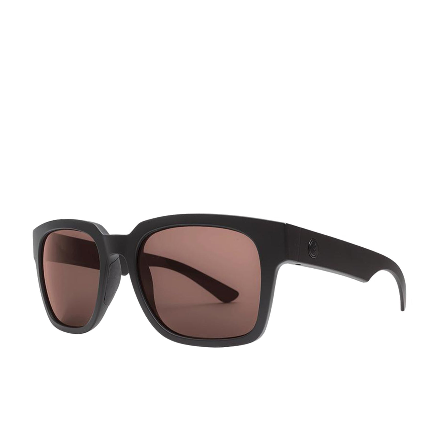 Electric Zombie S Sunglasses - Matte Black ~ Ohm+ Rose