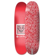 Element Keith Haring 1990 9 Inch Skateboard Deck