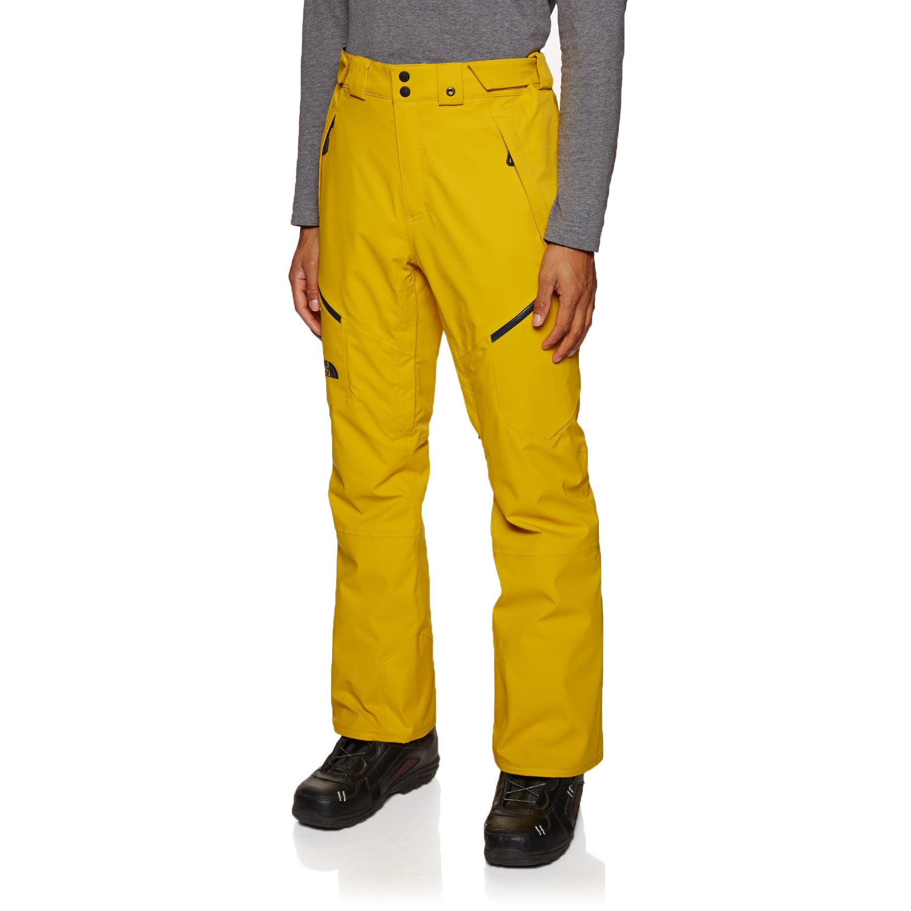 North Face Chakal Snow Pant - Leopard Yellow