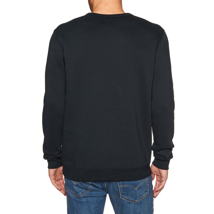 Hurley Surf Check Paradise Crew Sweater