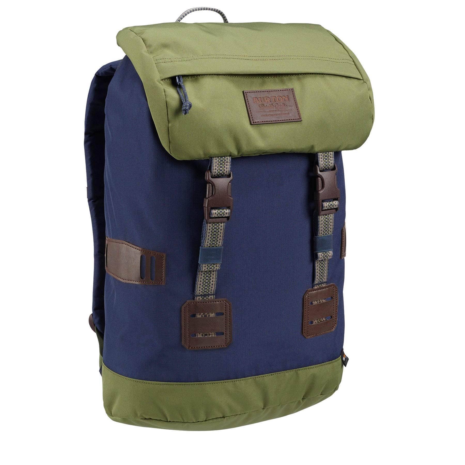 Burton Tinder Backpack - Mood Indgo Rip Crdra