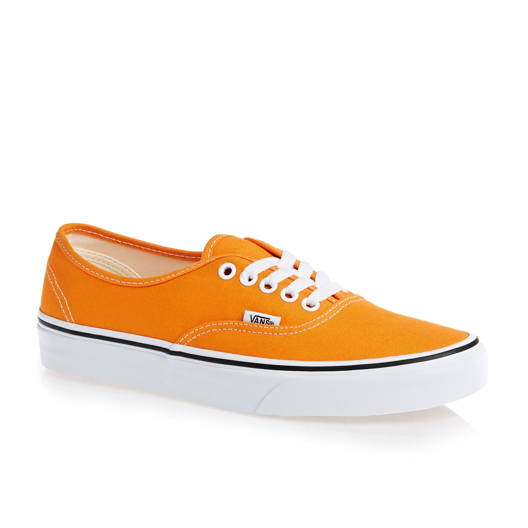 Vans Authentic Shoes - Dark Cheddar True White