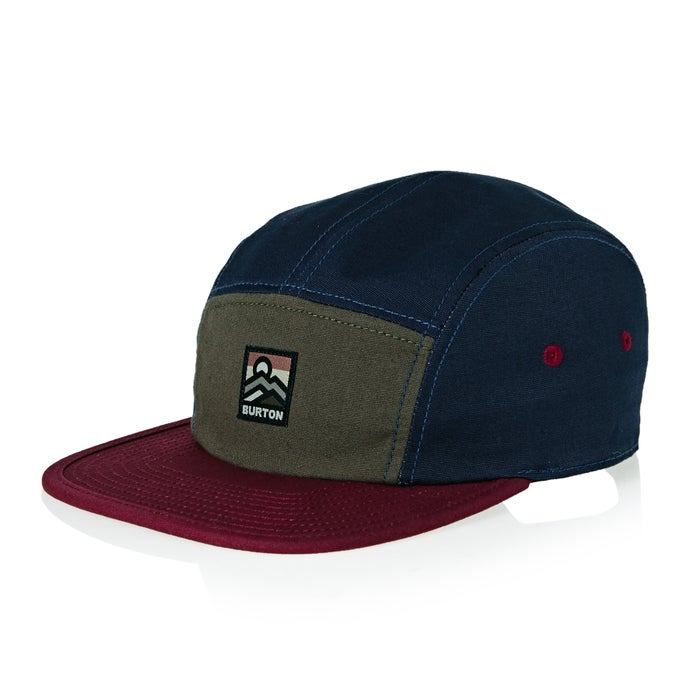 2c6a3196e Burton Cordova 5 Panel Cap available from Surfdome