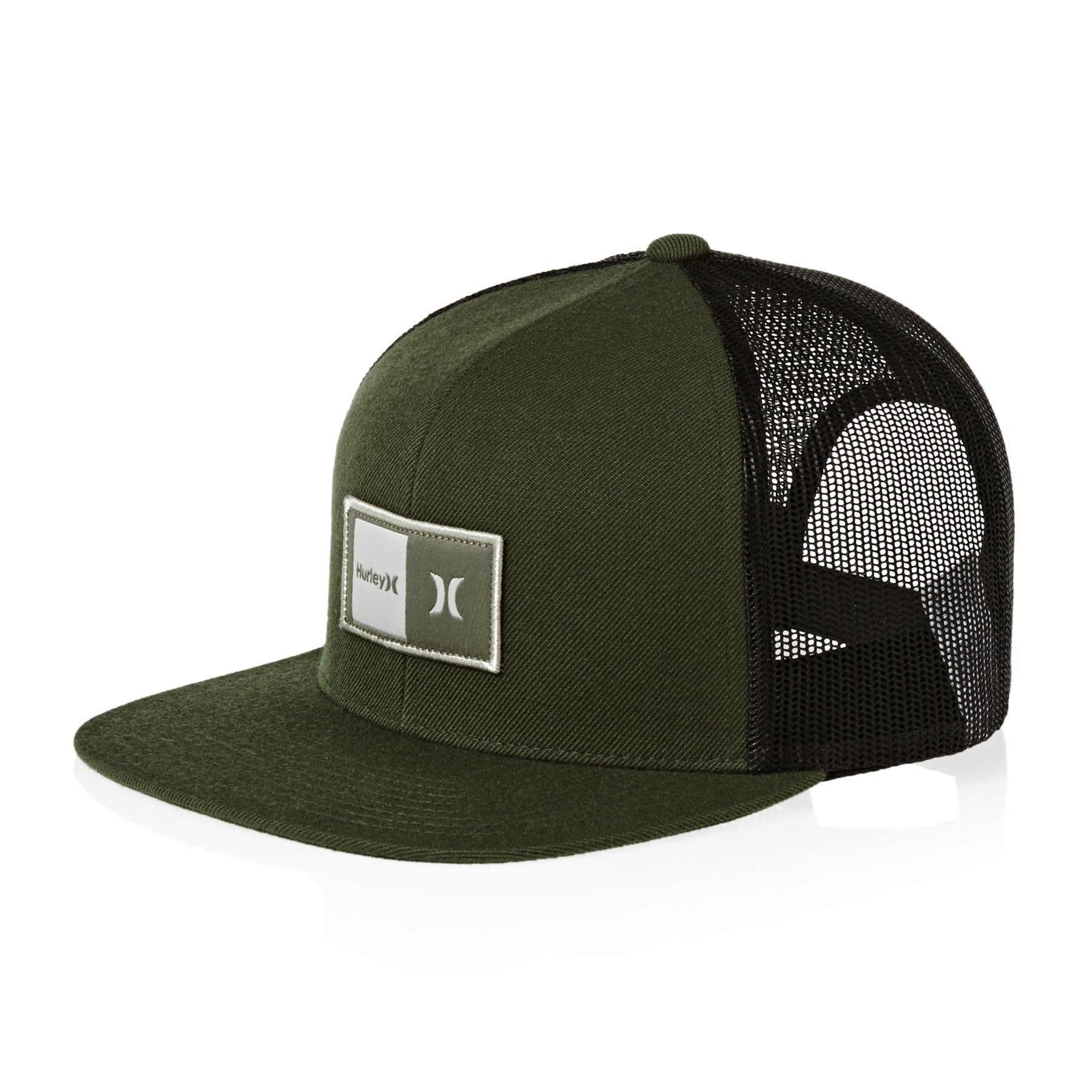 Hurley Natural Cap - Olive Canvas