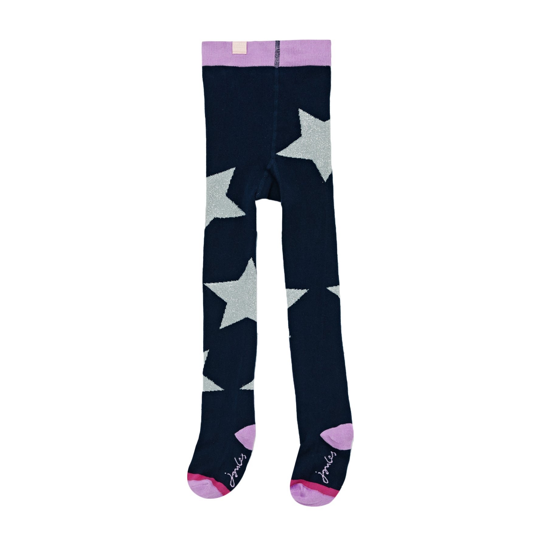 Collants Joules Partykin Party - Navy