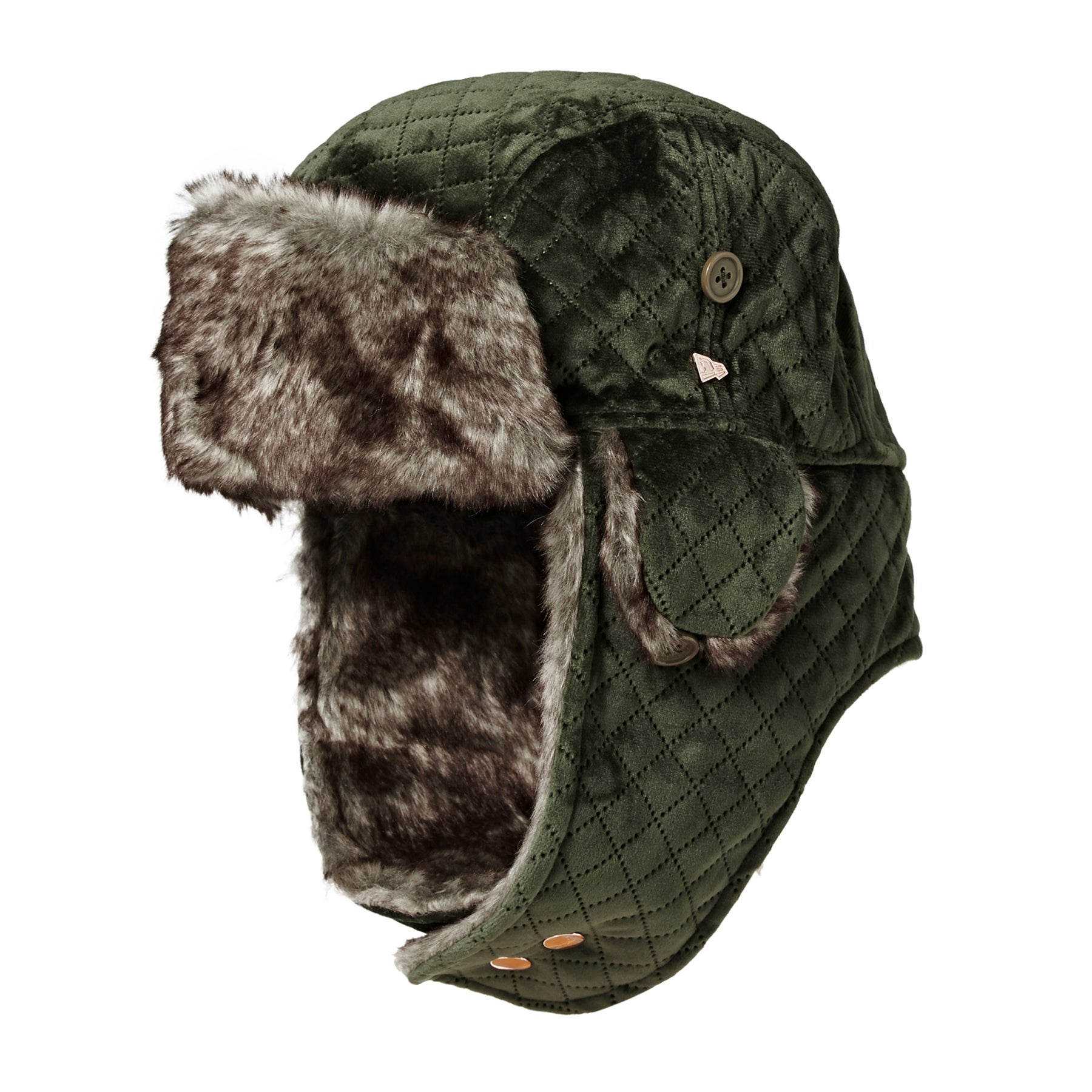 New Era Winter Pack Trapper Womens Hat - NOVRGD