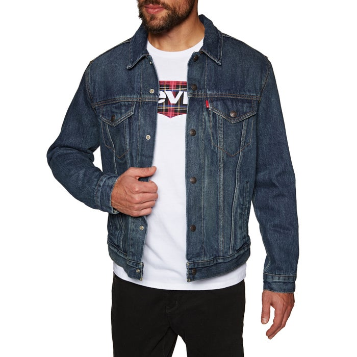 5998b274612b0 Levis Lined Trucker Jacket available from Surfdome