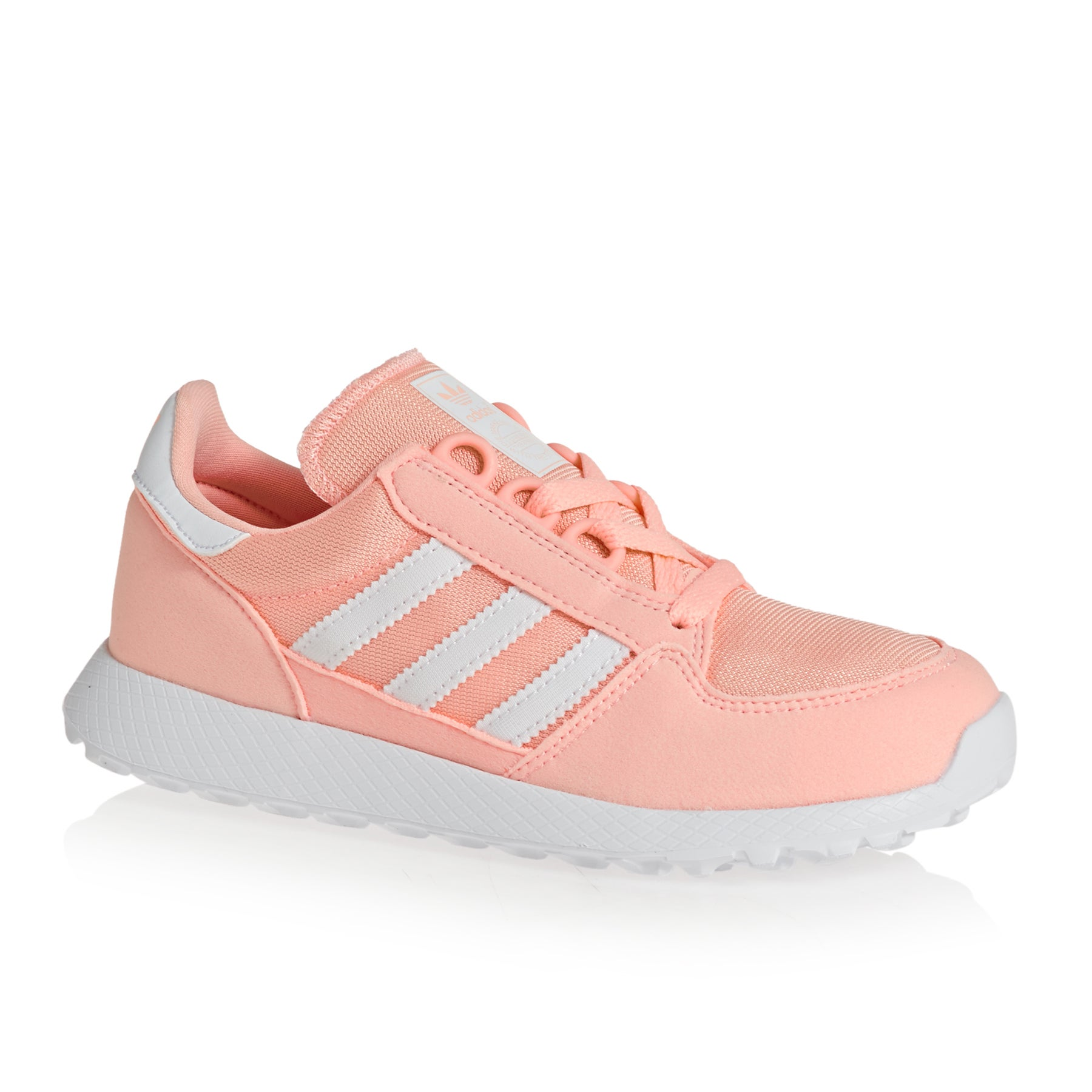 Adidas Originals Forest Grove C Kids Shoes - Clearly Coral