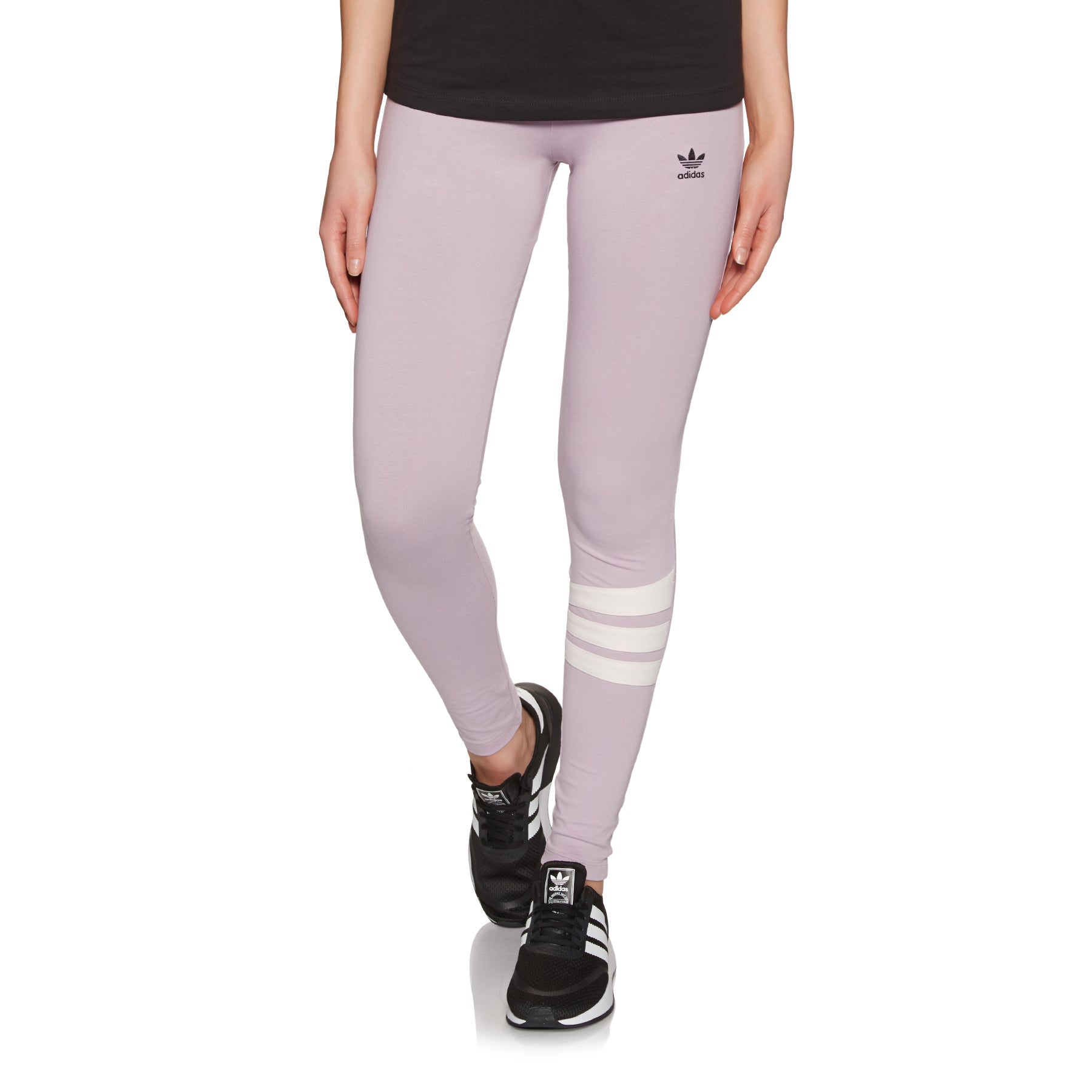 Leggings Adidas Originals Tights - Soft Vision Black