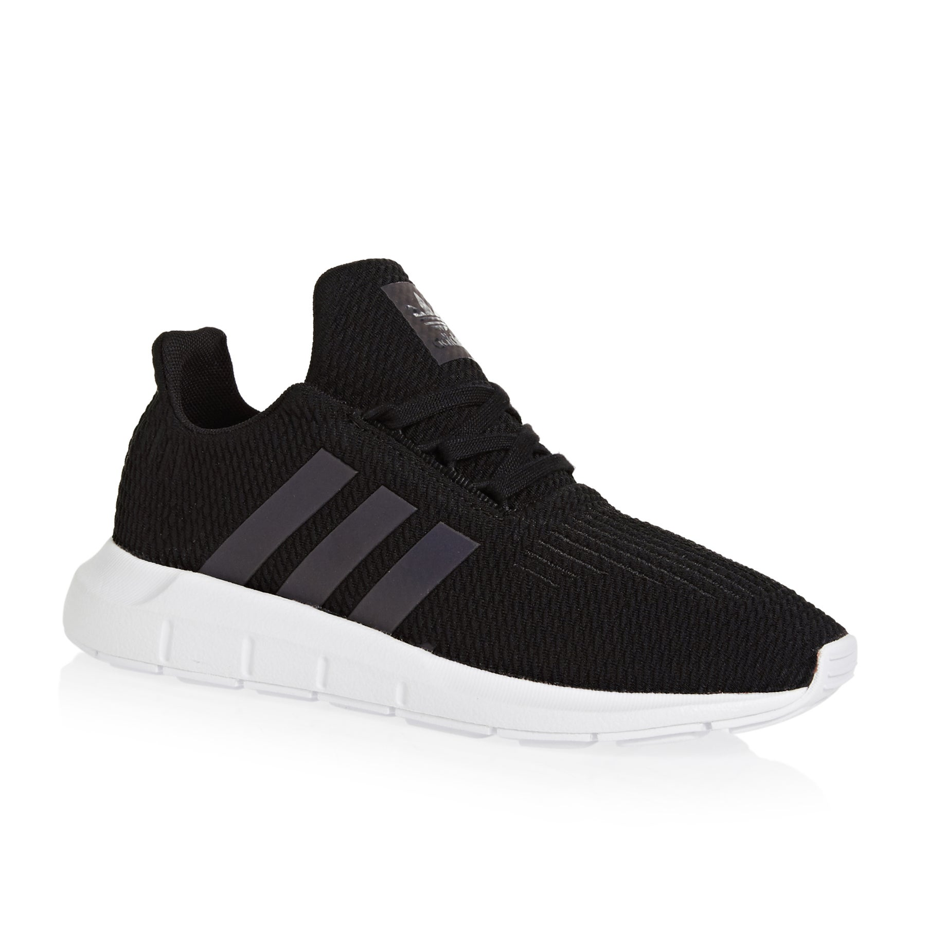 Adidas Originals Swift Run C Kids Shoes - Black White