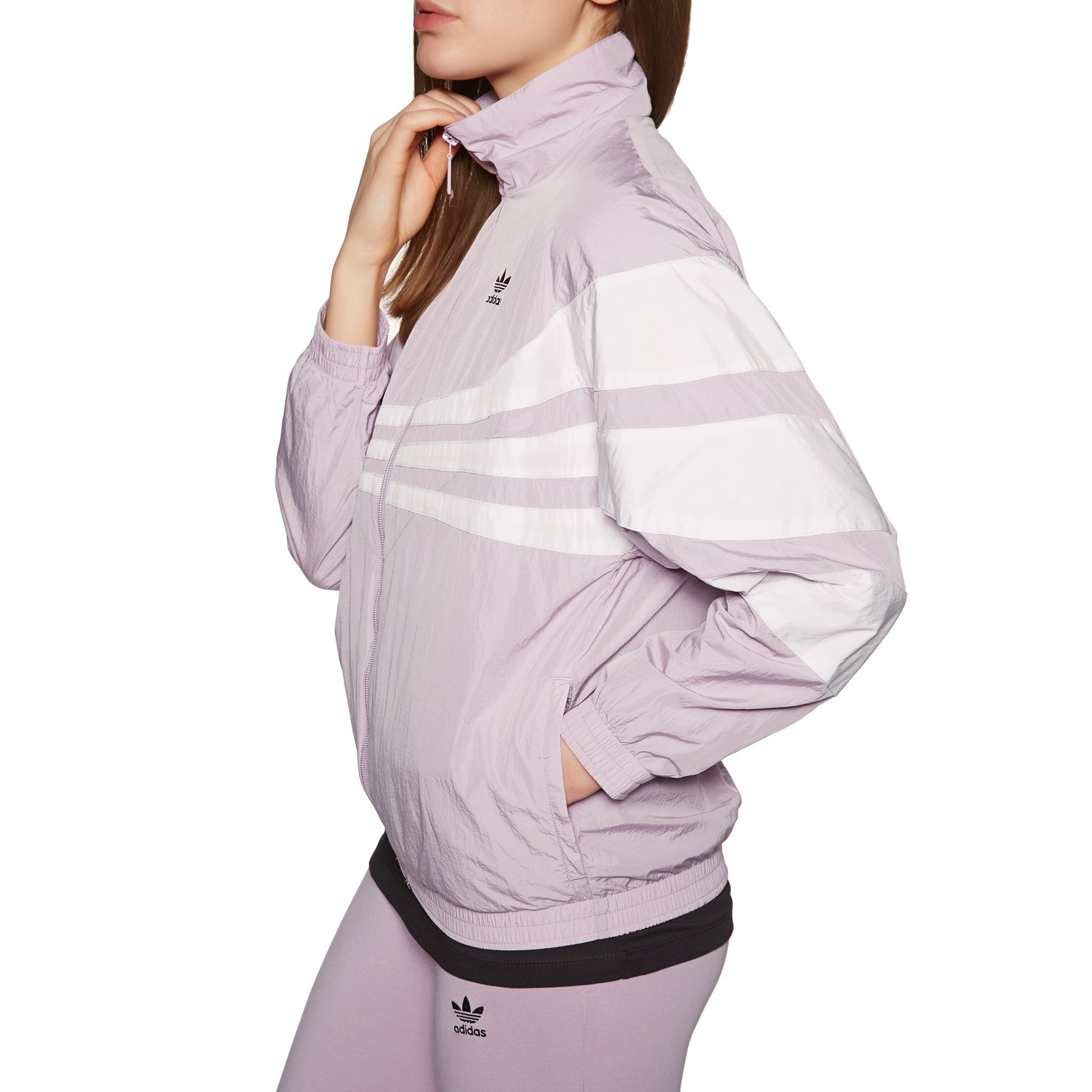 Adidas Originals Track Top Womens Jacket available from Surfdome