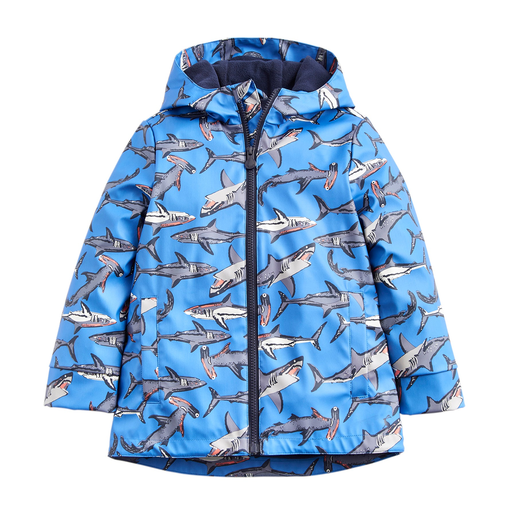 Chaqueta Boys Joules Skipper - Blue Sharks
