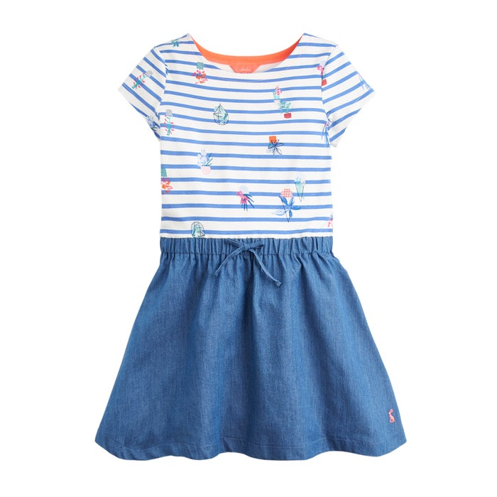 Joules Karolina Girls Dress