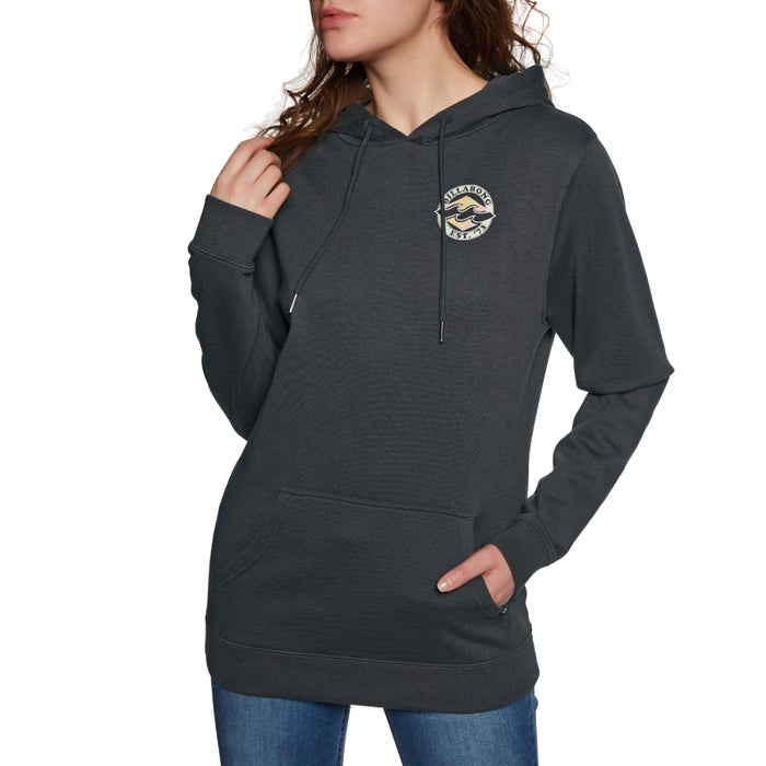 8b3884c189730 Billabong Revive Womens Pullover Hoody available from Surfdome