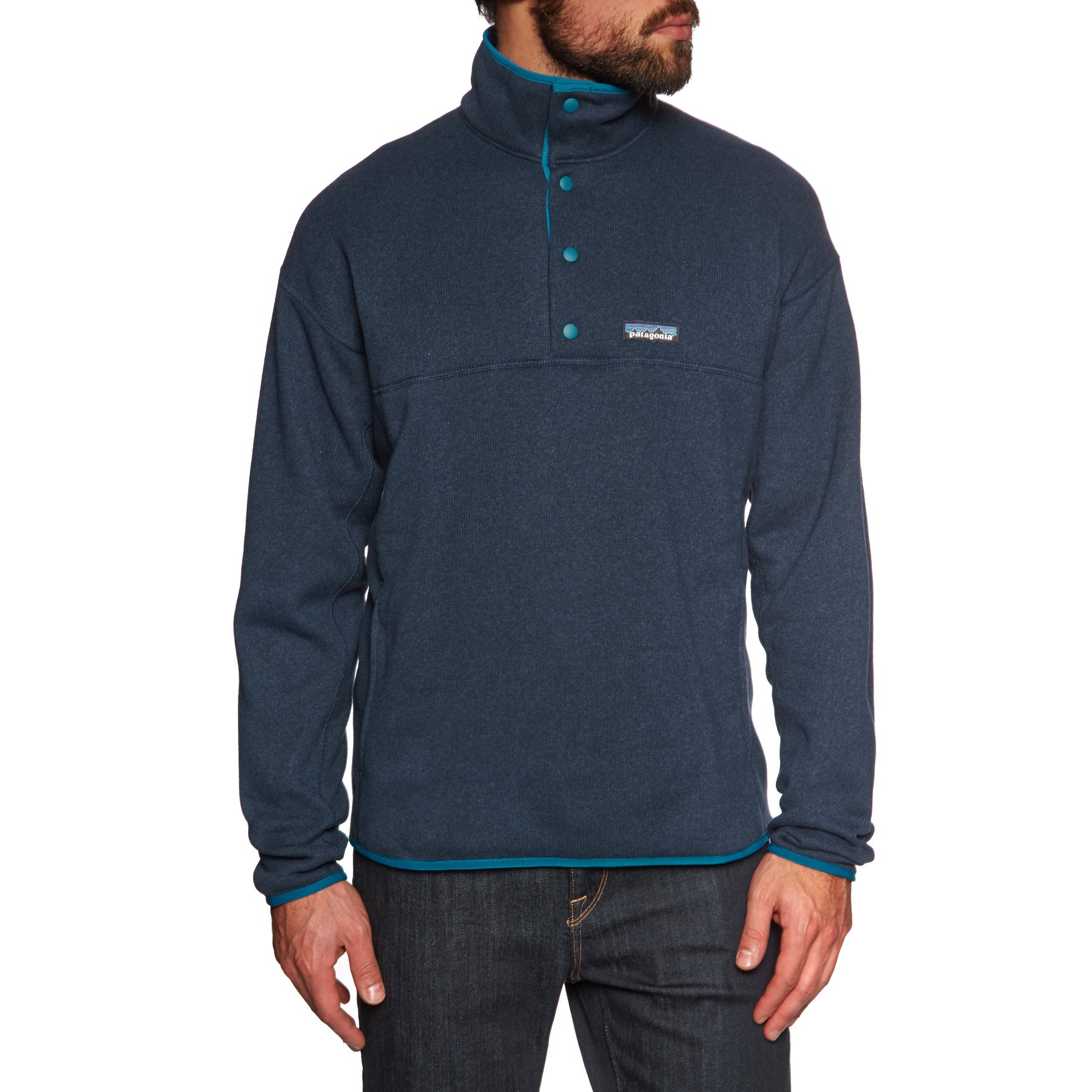 Polaire Patagonia Lightweight Better Sweater Marsupial - Navy Blue