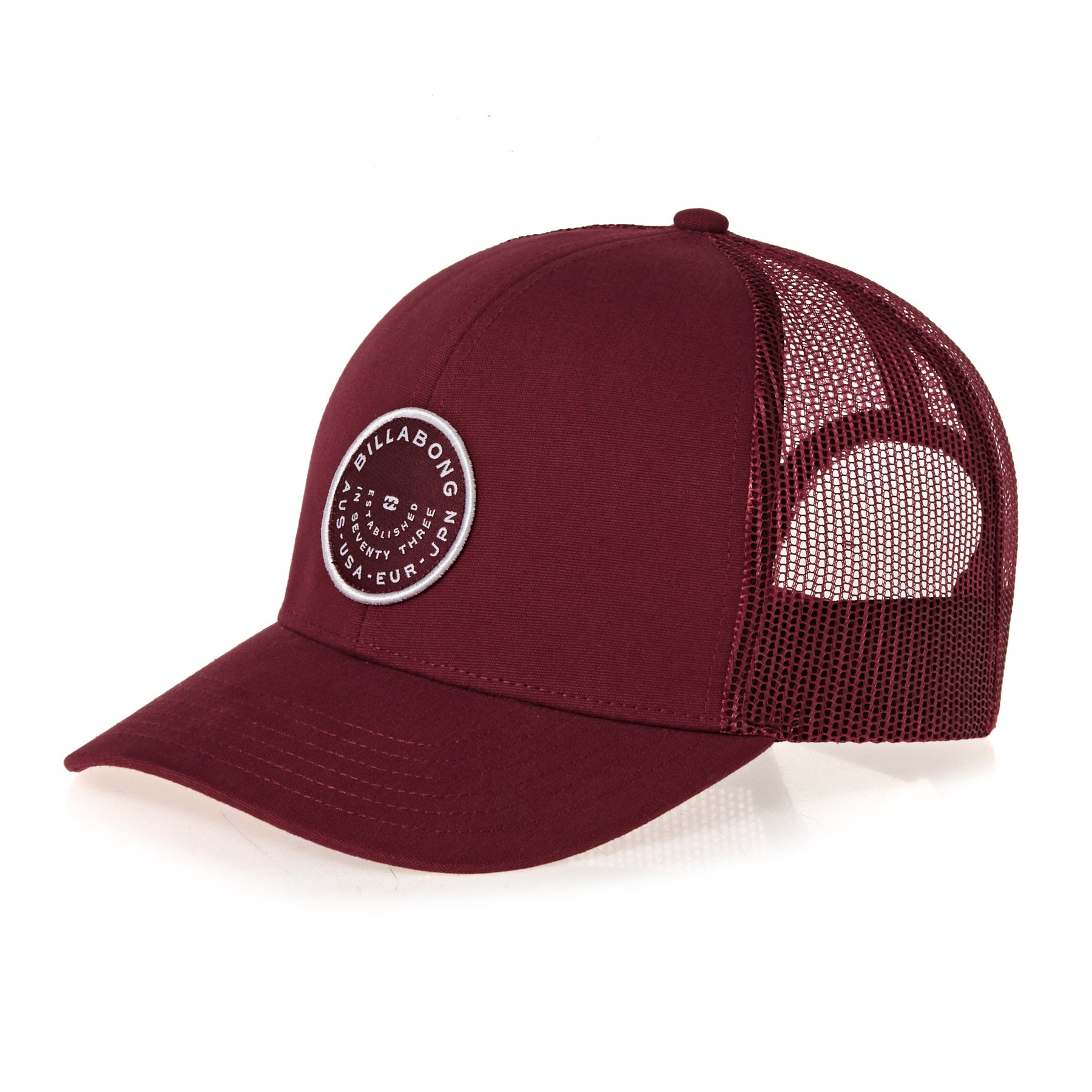 Casquette Billabong Walled Trucker - Maroon