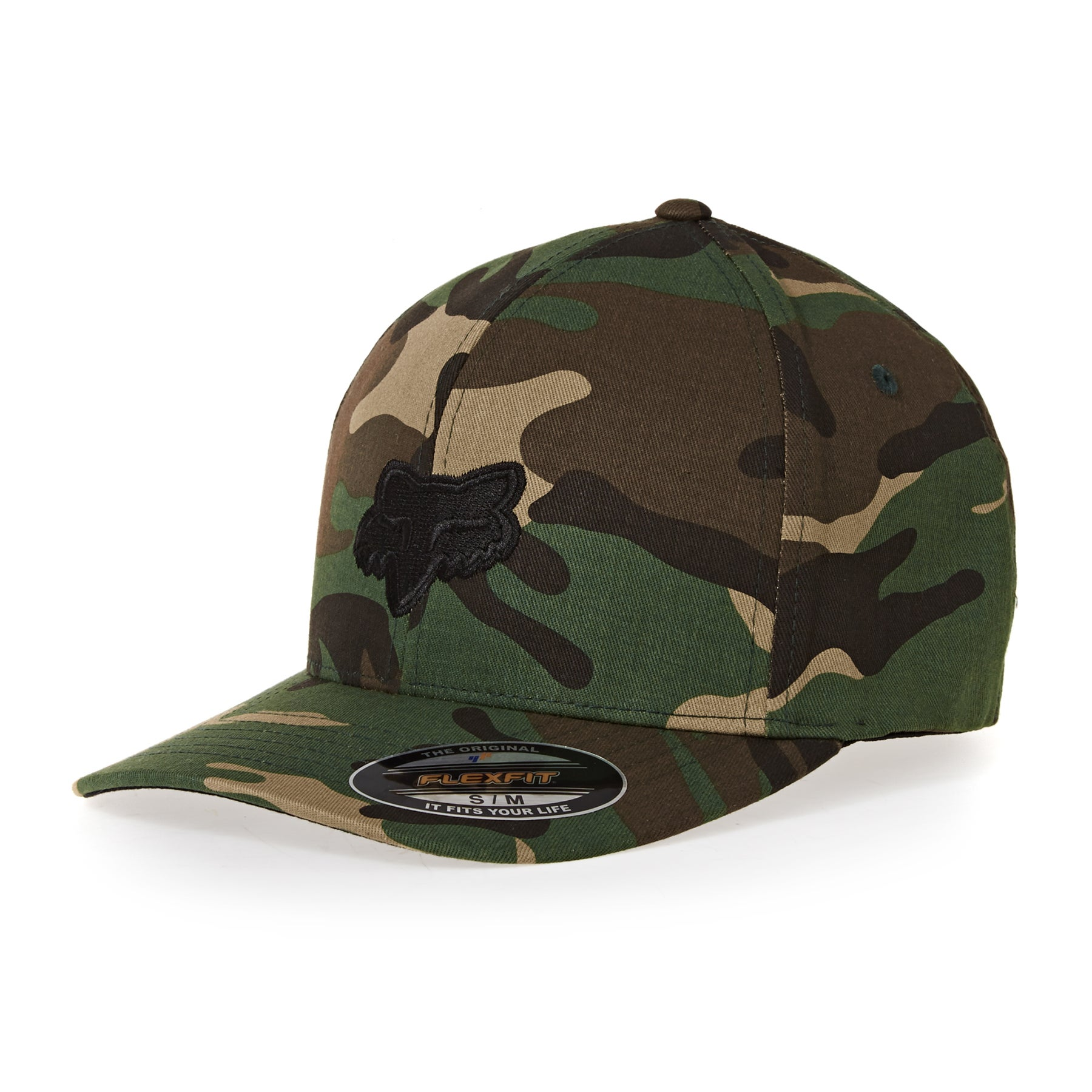 Boné Fox Racing Legacy Flexfit - Camo