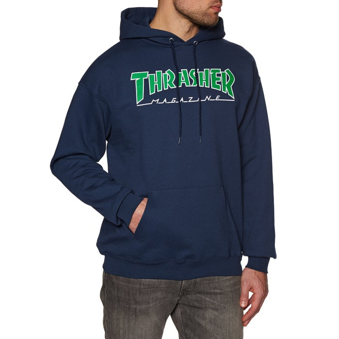 Thrasher Outlined Pullover Hoody