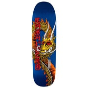 Powell Reissue Caballero Ban This 9.265 Inch Skateboard Deck