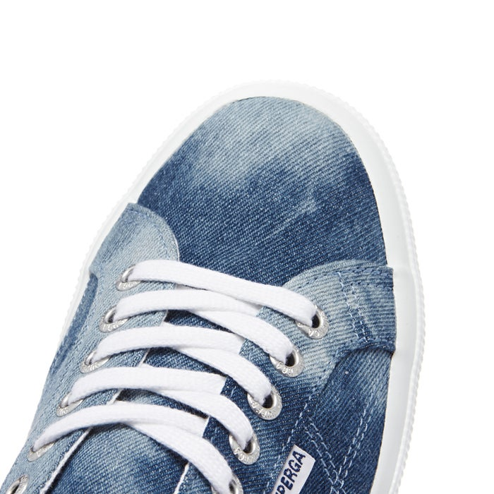 Superga 2750 Tiedyedenimu Shoes