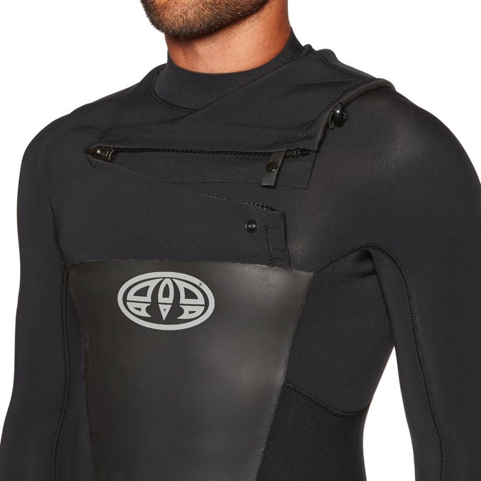 Animal Lava Front Zip 2017 4/3mm Wetsuit