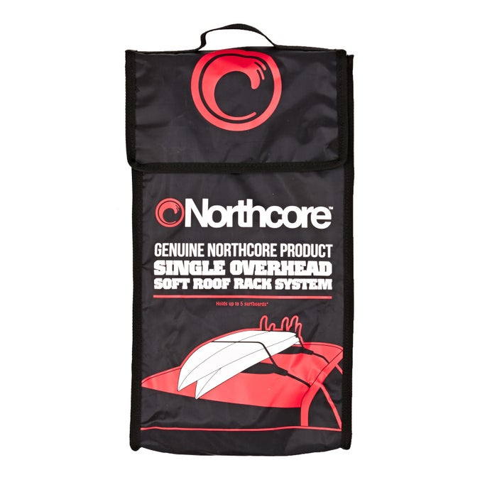Northcore Single Overhead Soft Surfbrett-Rack