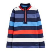 Blue Red Stripe