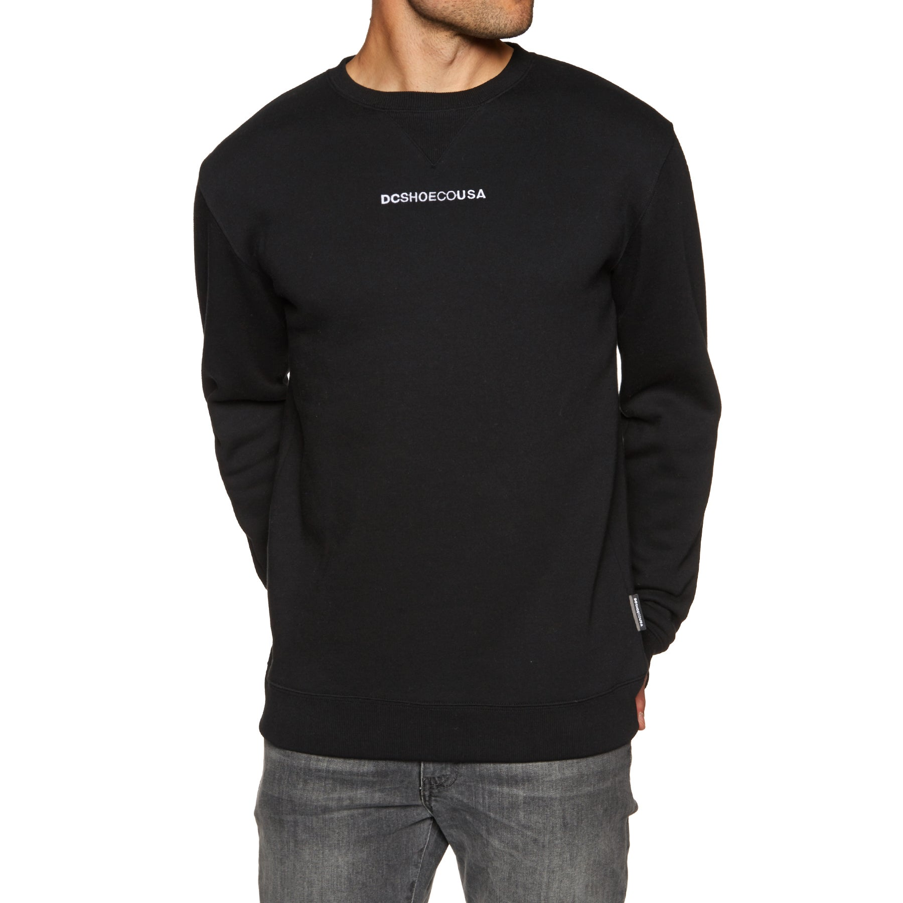 DC Craigburn Crew 2 Sweater - Black