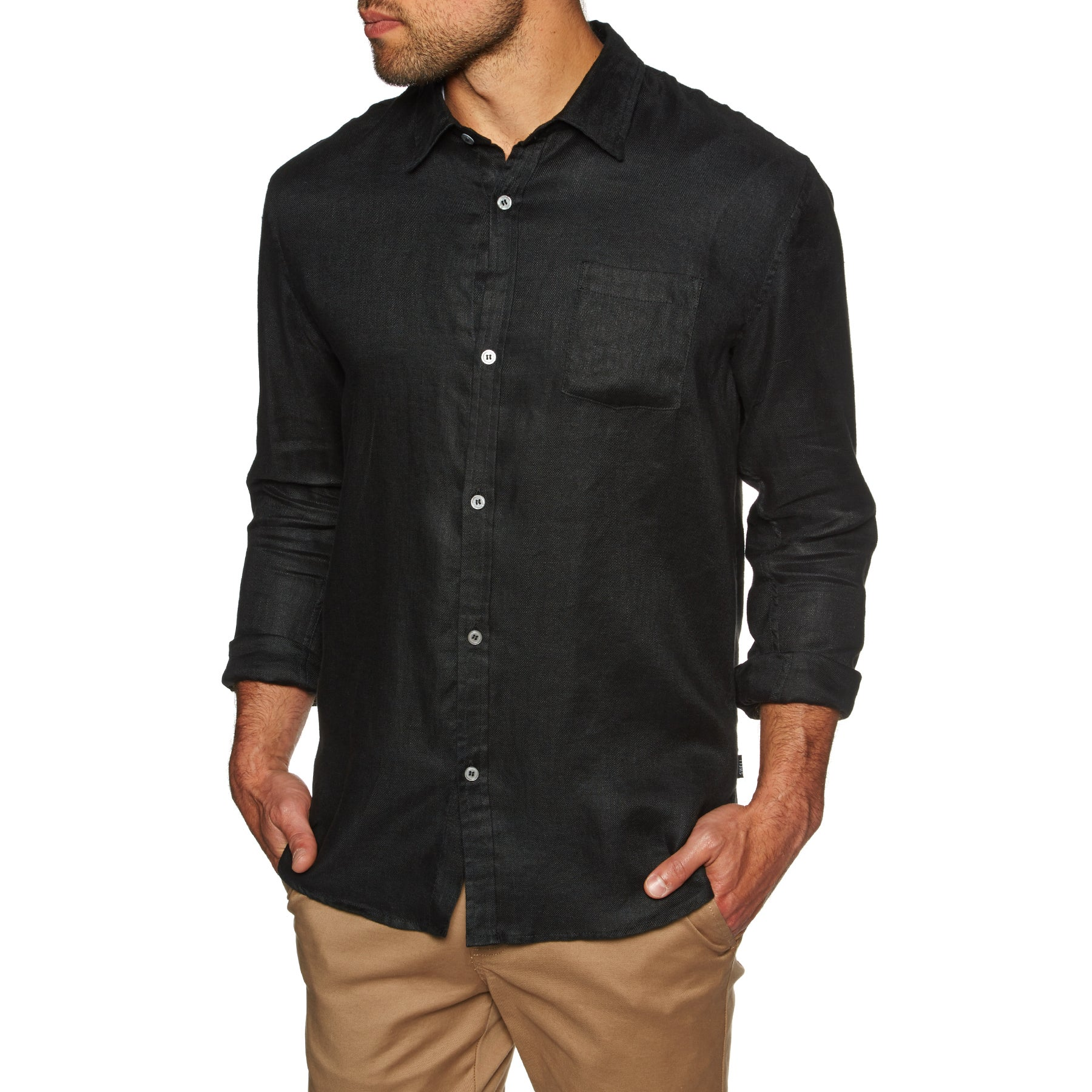 Camisa SWELL Overload - Navy
