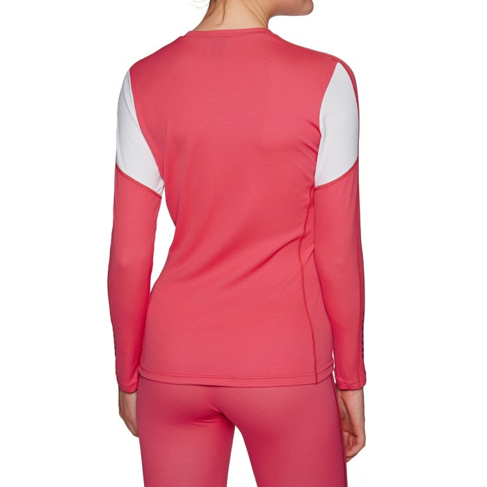 Helly Hansen Hh Lifa Active Crew Womens Base Layer Top