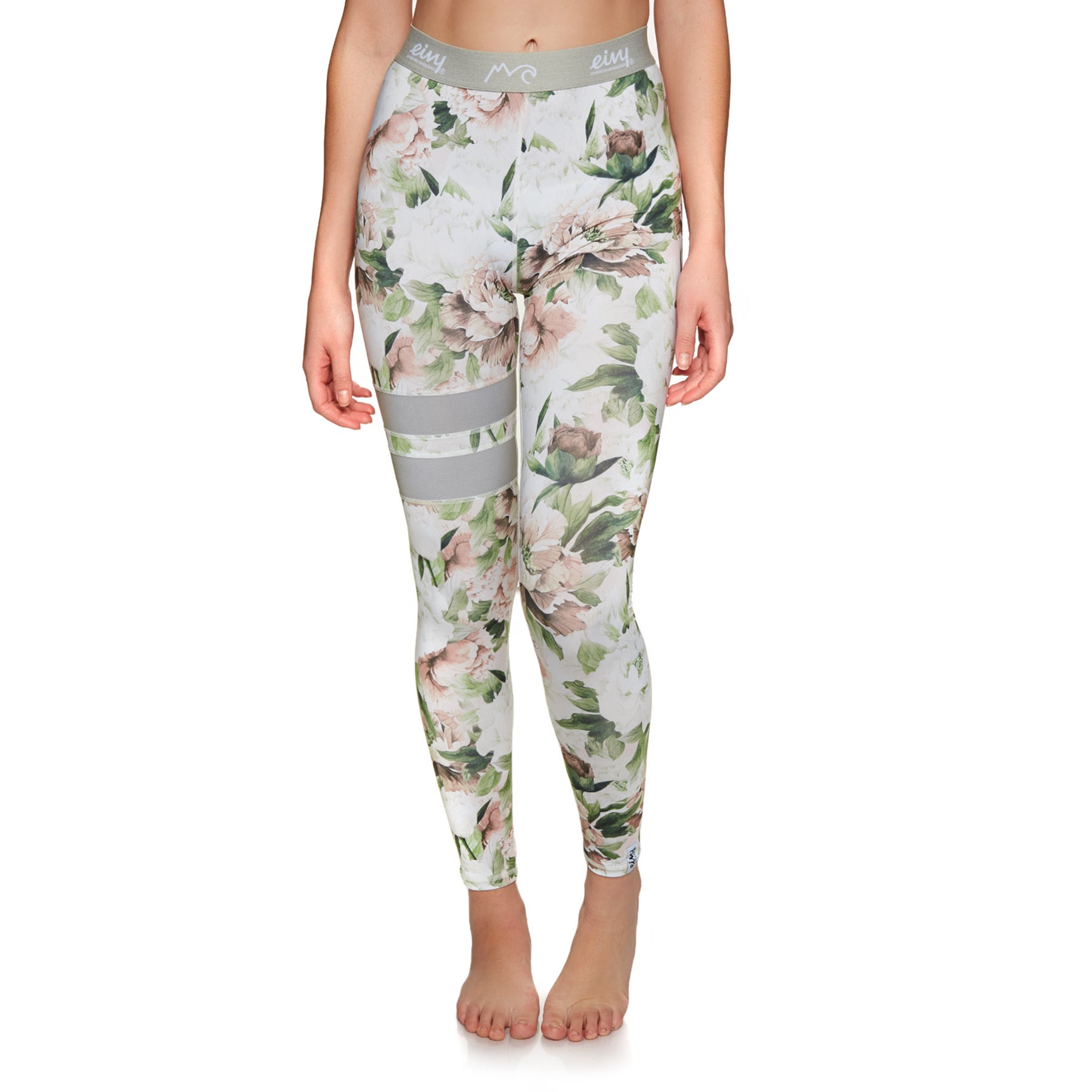 Eivy Icecold Bl Bloom L Base Layer Leggings - Bloom