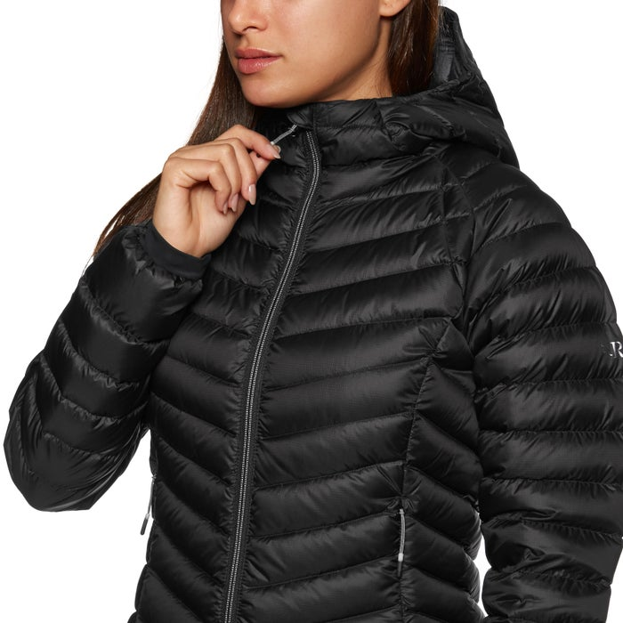 f61f5379da Rab Microlight Parka Womens Down Jacket available from Surfdome