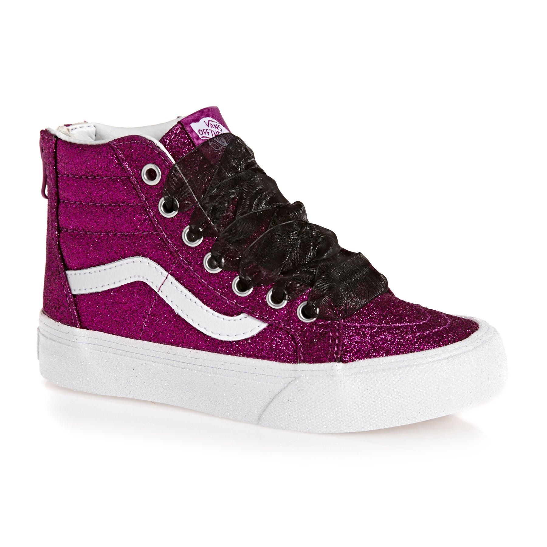 40a128b144 Vans Sk8 Hi Zip Kids Shoes available from Surfdome